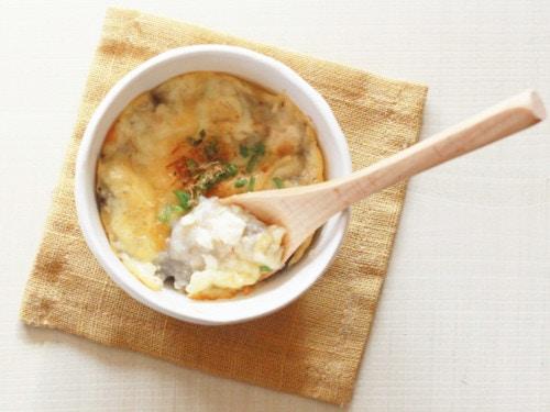 魚と山芋のトロトロ焼き