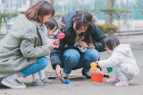 子供 ママ 遊ぶ