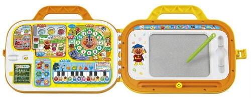 JOYPALETTE(ジョイパレット) アンパンマンお絵かきピアノ知育いっぱい!ようちえんバッグ