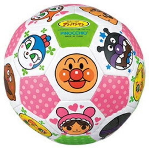 アガツマ アンパンマン ふわふわサッカーボール (ED-161573)