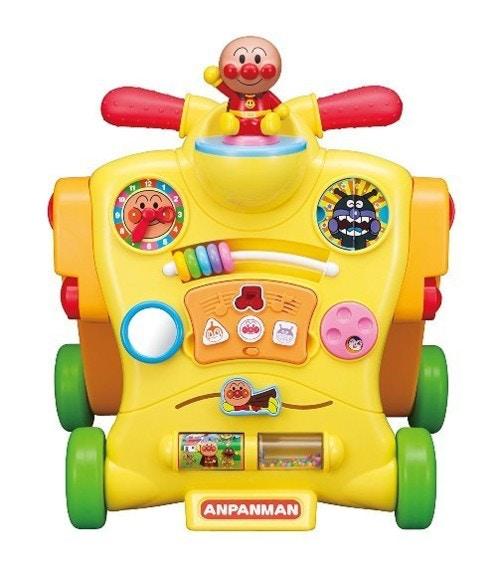 ピノチオ アンパンマン 乗って!押して!へんしんウォーカー