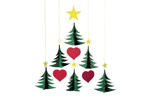 フレンステッドモビール Christmas Trees