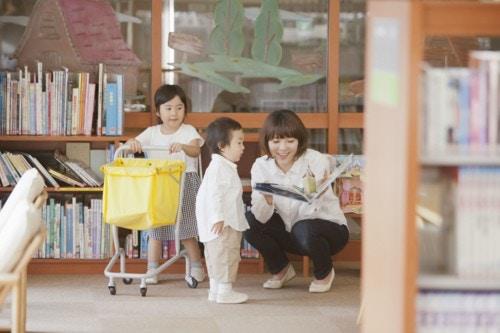 子供 図書館