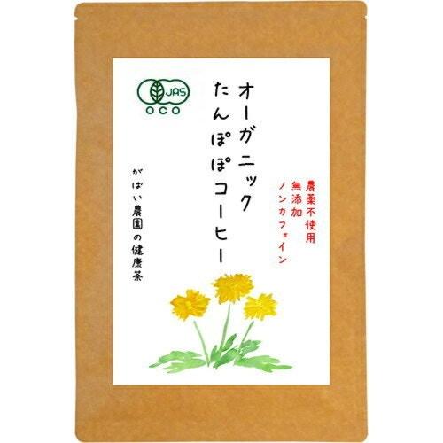 オーガニック たんぽぽコーヒー 2g×40包