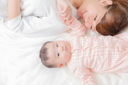 赤ちゃん  日本人