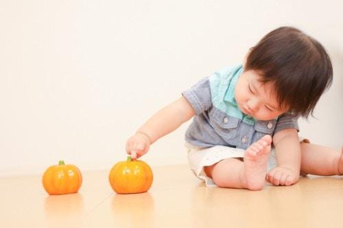 赤ちゃん 興味
