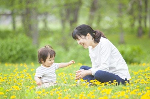 1歳 遊び ママ