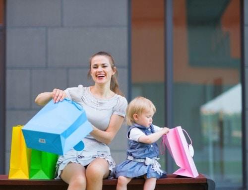 ショッピング 子供
