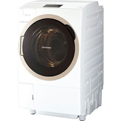 東芝 ZABOON ドラム式洗濯乾燥機 TW-127X7L(W)