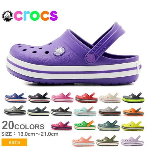 クロックス キッズ クロックバンド クロッグ  (crocs kids crocband clog)