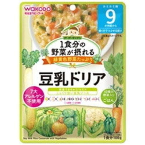 和光堂 1食分の野菜が摂れるグーグーキッチン 豆乳ドリア