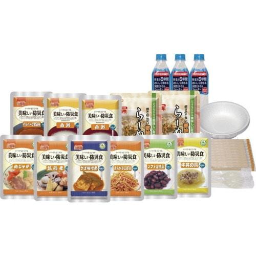 UAA食品美味しい防災食 スペシャルセット