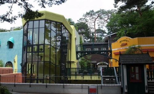 ジブリ 美術館