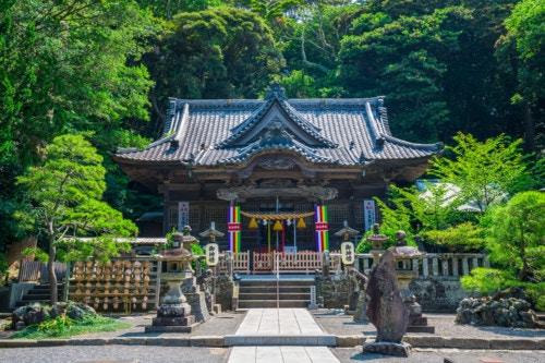 白浜神社 静岡