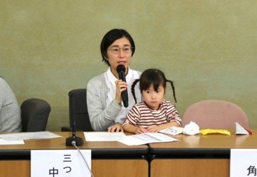 双子のママ、角田さん