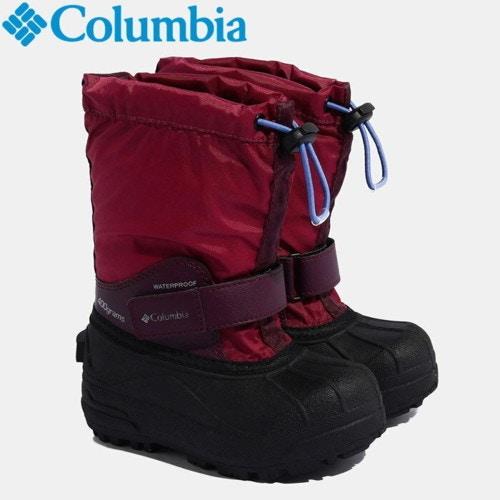 コロンビア チルドレンズパウダーバグフォーティ ブーツ ジュニア BC1324-550