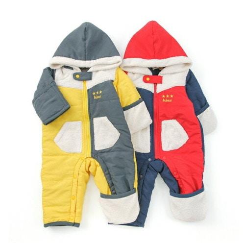 ボブソン ジャンプスーツ(70〜80cm)