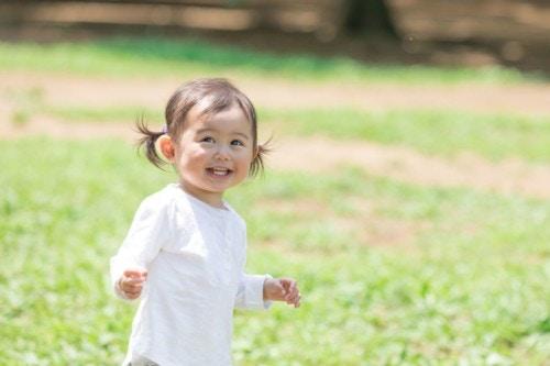 走る 1歳