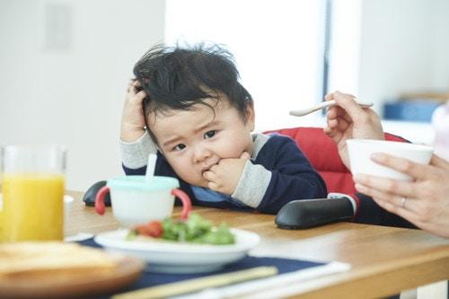 1歳児 食べ