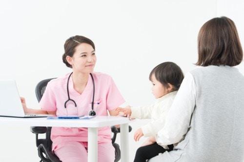 保健師 1歳児