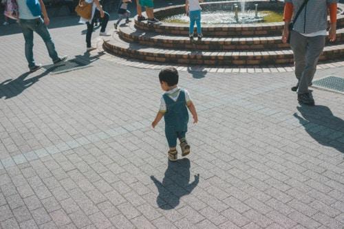 公園 1歳
