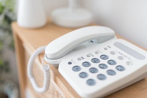 電話 固定
