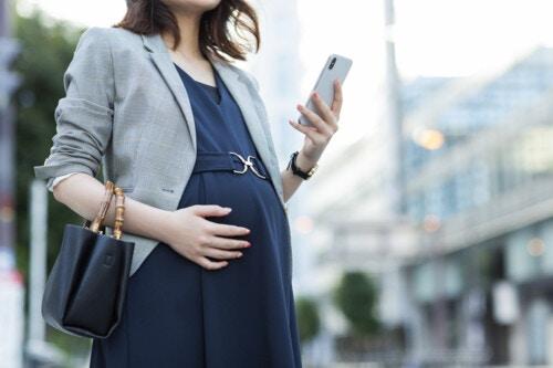 妊娠 通勤