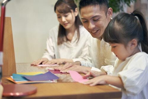 折り紙 子ども