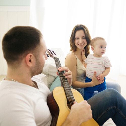 ギター 子ども