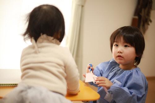 折り紙 赤ちゃん