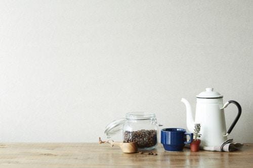 ダイニングテーブル コーヒー