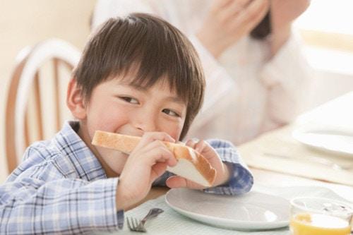 子供 パン