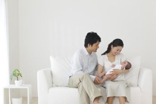 夫婦 新生児