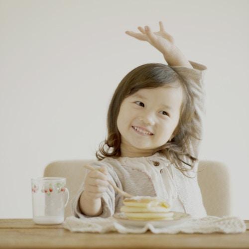 ホットケーキ 子ども