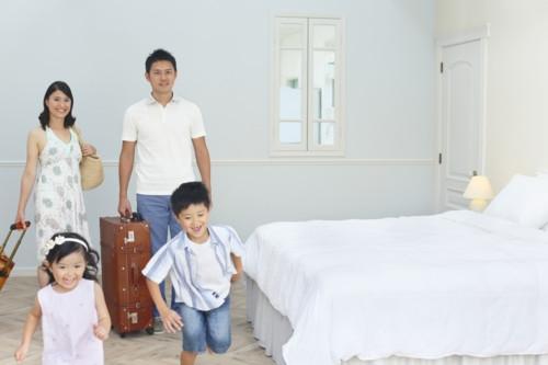 海外旅行 子供