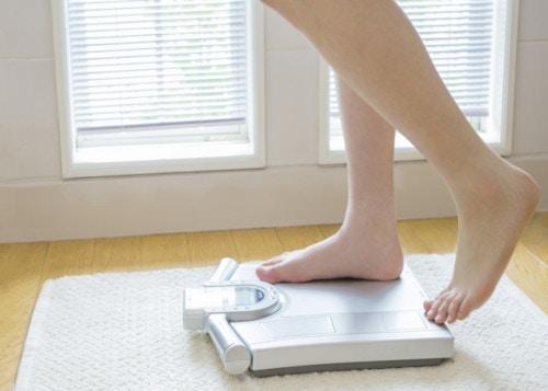 女性 体重