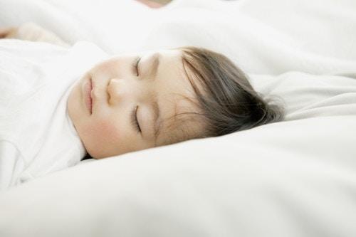 睡眠 子供