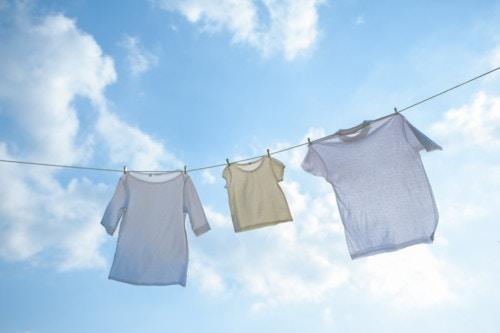 洗濯 青空